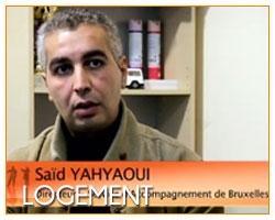 Saïd El Yahyaoui : handicap et logement